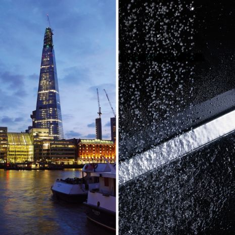 "Aiming high: CeraLine in Europe's highest building ""The Shard"""