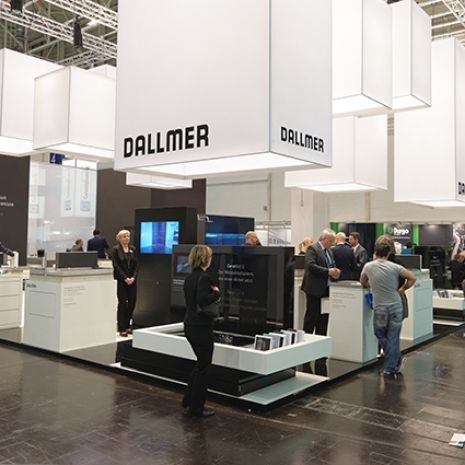 As innovative as ever - Dallmer at SHK Essen 2014