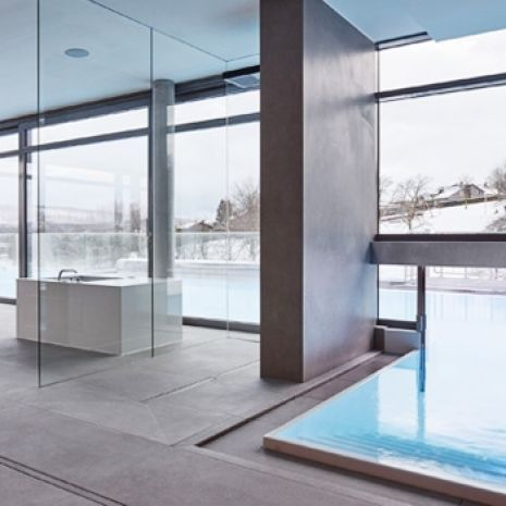 Wellness hotspot at Sorpesee, Germany: Dallmer supplies drainage solutions for the Seegarten hotel