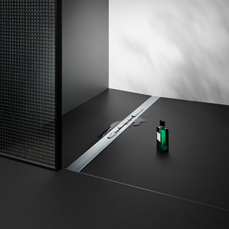 Well-designed level-access showers – Dallmer showcases its latest product innovations at BAU 2017