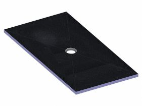 CeraBoard shower underlay, 180 x 90