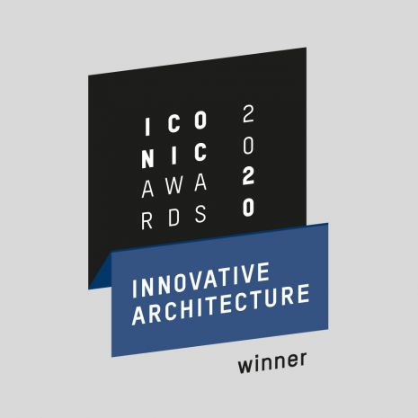 Dallmer wins yet another award: CeraFrame Individual scoops  ICONIC AWARDS 2020